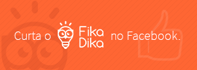 Curta o FikaDika no Facebook