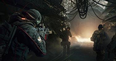 The Division: DLC Survival