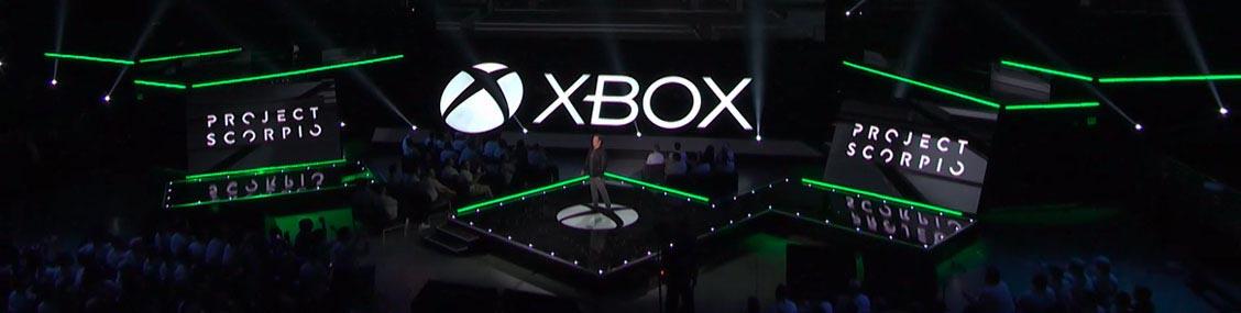 Xbox One Codinome Scorpio