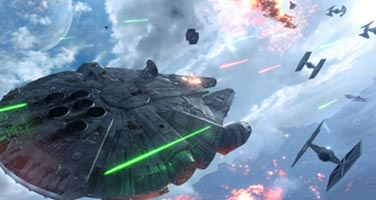 Novidades de Star Wars