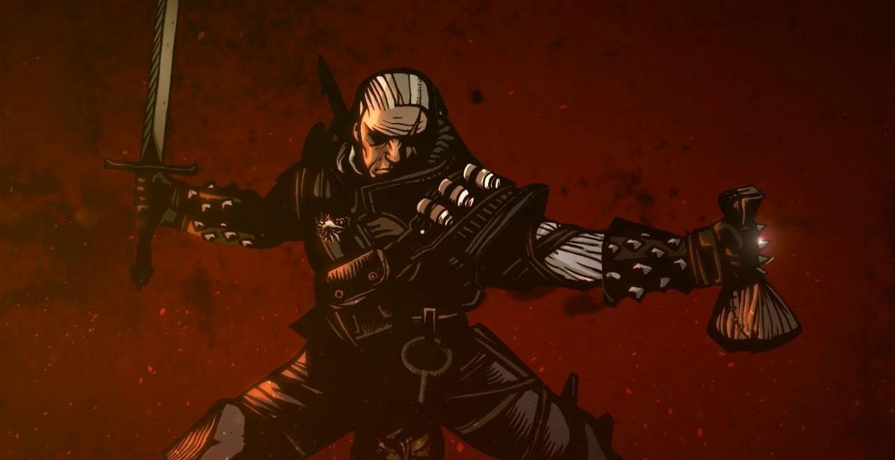 Flashback de Geralt em The Witcher 2
