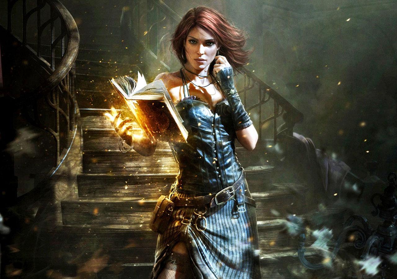Livros contam a hist�ria de The Witcher