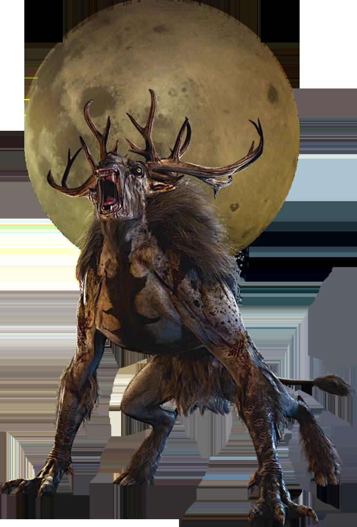 Monstros de The Witcher 3
