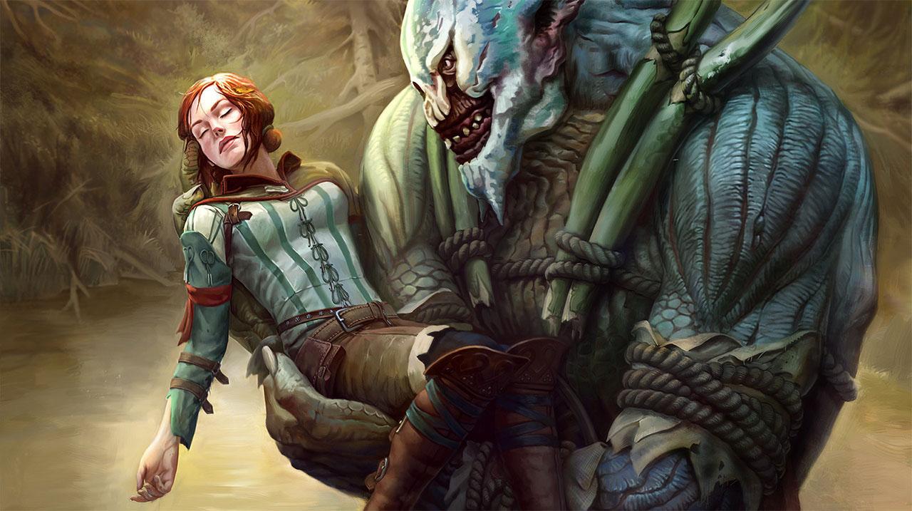 Triss Merigold Witcher 2