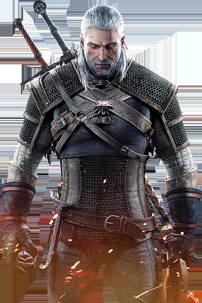 Personagem de The Witcher 3