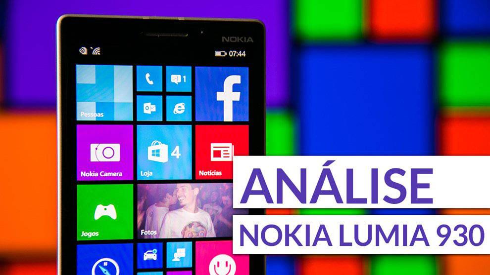 Super análise Lumia 930