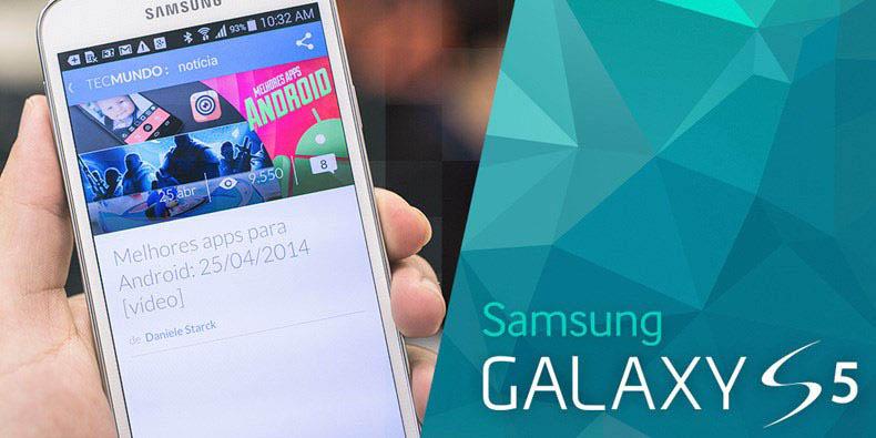 Super análise Samsung Galaxy S5