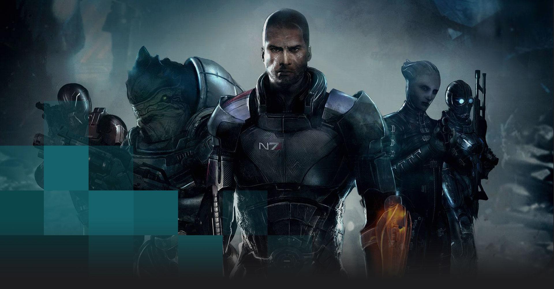 Mass Effect: Andrômeda