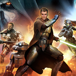 Star Wars: The Old Republic – Knights of the Fallen Empire