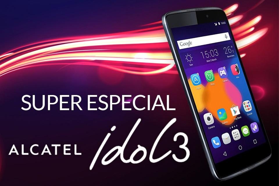 Super análise Alcatel Idol 3