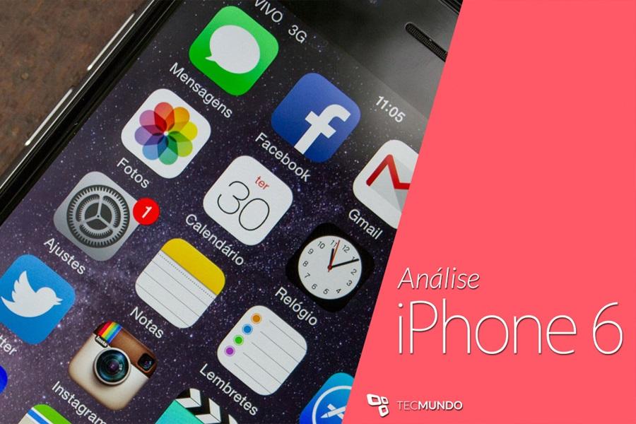 Super análise Iphone 6