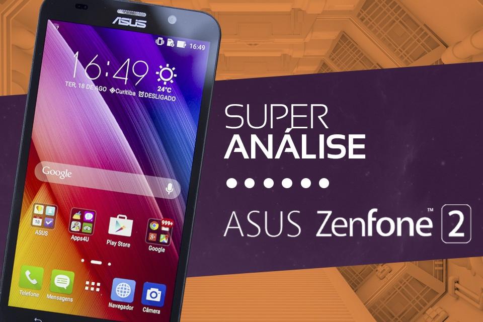 Super análise Asus Zenfone 2